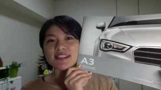 getlinkyoutube.com-【玉手箱 その4】Audi A3買っちゃうよ〜ん