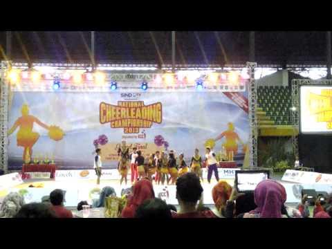 Tigers (SMP 161 Jakarta) NCC 2013