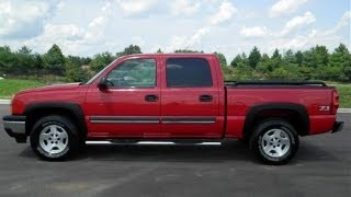 getlinkyoutube.com-sold.2005 CHEVROLET SILVERADO 1500 CREW CAB LT Z71 4X4 64K FOR SALE @ WILSON COUNTY CHEVROLET TN