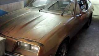 Vintage v6 turbo 1978 Chevy Monza 3.8l Boosted Buick Old School Setup