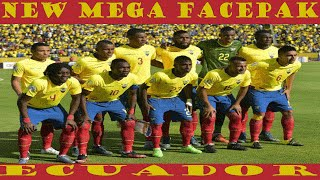 getlinkyoutube.com-PES 2013 | NEW FACEPACK ● ECUADOR ● HD