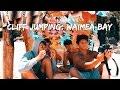 Hawaii: Waimea Bay Cliff Jumping