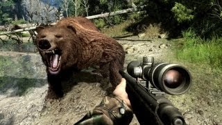 getlinkyoutube.com-First 30 Minutes: Cabela's Big Game Hunter 2012 [XBOX360/PS3/WII]