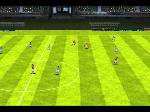 FIFA 13 iPhone/iPad - Manchester City vs. Manchester Utd