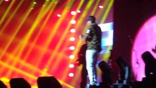 getlinkyoutube.com-Chris Brown & Omarion - Post To Be [ Live Vestival 2015 ]