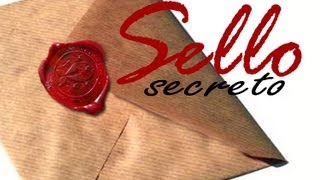 getlinkyoutube.com-SELLO DE CERA CON EMBLEMA PARA CARTA O INVITACIONES   SECRETO  POR GEORGIO - EMBLEM WAX SEAL