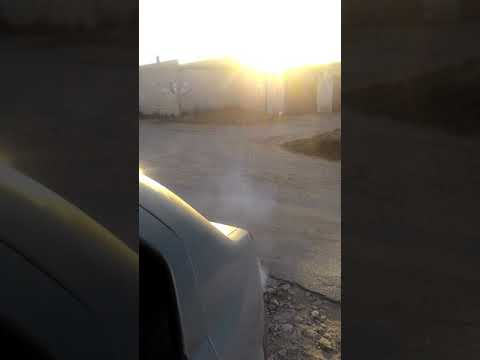 Очистили водородом двигатель на Renault Logan