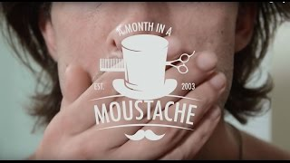 How To Grow A Moustache - The Tribulations Of Movember