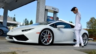 getlinkyoutube.com-Trading Lamborghini for Strangers Car