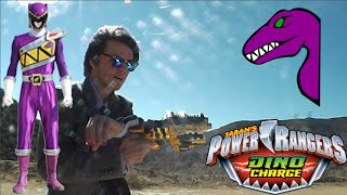 getlinkyoutube.com-Power Rangers Dino Charge Purple Morph