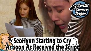 getlinkyoutube.com-[Candid Cam Project] SeoHyun - Astonishing Crying Scene 20170212