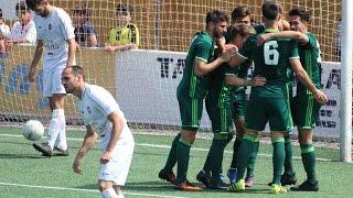 Resumen del partido CD Utrera-Betis B (0-2)