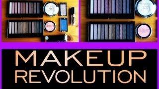 getlinkyoutube.com-MAKEUP REVOLUTION ♥HAUL MAQUILLALIA♥ El blog de Duquesa