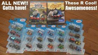 getlinkyoutube.com-Thomas & Friends MINIS + Thomas Dinos and Discoveris & Adventure Begins DVD