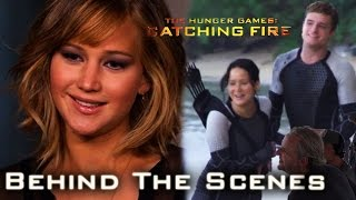 Exclusive Behind The Scenes - Catching Fire - The Alliance