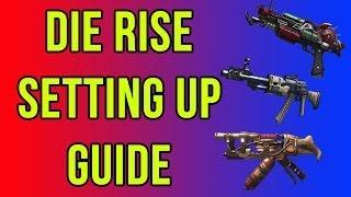 getlinkyoutube.com-Die Rise - Setting Up Guide (Black Ops 2 Zombies)