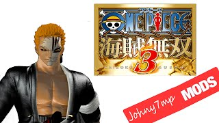 "getlinkyoutube.com-One Piece:Pirate Warriors 3 ""Zoro Ichigo Form"" Mod"