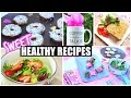 DIY Healthy Lunch Ideas: Picnic Treats & Gifts Giveaway!
