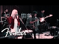 Fender Studio Sessions: Youngblood Hawke Performs Pressure