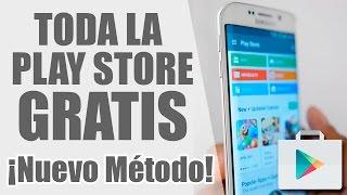 getlinkyoutube.com-Toda La Play Store GRATIS 2016: Descargar Aplicaciones de Pago GRATIS | Nuevo Método 2016