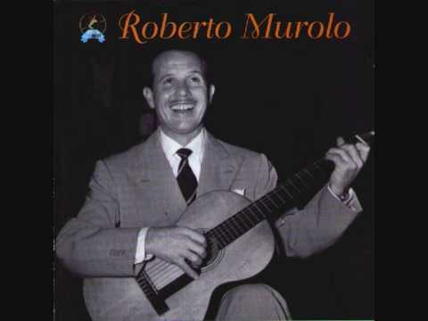 I' TE VURRIA VASA' - Roberto Murolo.wmv