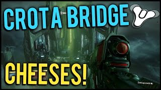 getlinkyoutube.com-Destiny: 2 Ways to Cheese Crota's End Bridge After Patch! (Crota's End Bridge Glitch)