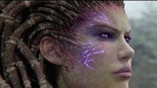 getlinkyoutube.com-★ Starcraft 2 - Heart of the Swarm - The Movie Extended Cut - ALL HD Cinematics & MORE!