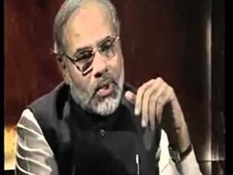 Narendra Modi Interview by Rajeev Sukla