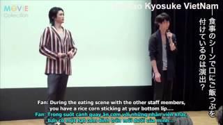 getlinkyoutube.com-[Engsub+Vietsub] Hamao Kyosuke and Watanabe Daisuke Movie event in Tokyo 23-09-2013