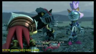 getlinkyoutube.com-Sonic and the Black Knight - HD - Part 1 - [Opening - Misty Lake 01]