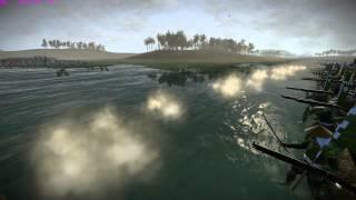 Shogun 2 - Heavy Gunners Massacre (Cinematic)