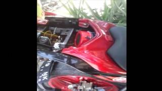 getlinkyoutube.com-video pemasangan sound booster di motor CBR 150