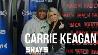"""getlinkyoutube.com-Carrie Keagan Says She """"F**ks her Way To the Top"""" In her New Book + Breaks Down a """"Cunt"""""""