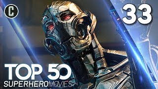 Top 50 Superhero Movies: Avengers: Age of Ultron - #33