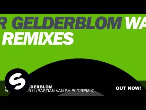Peter Gelderblom - Waiting 4 2011 (Bastian van Shield Remix)