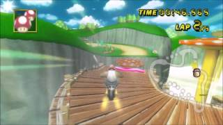 getlinkyoutube.com-[MKWii] Mushroom Hack CODE INCLUDED