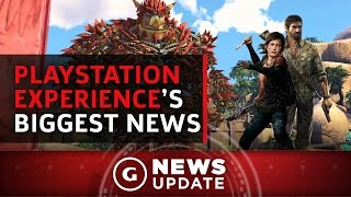 getlinkyoutube.com-Last of Us Part 2, Uncharted 4 DLC, and all the Big Announcements From PSX - GS News Update