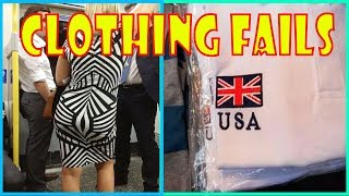 Epic Clothing Disasters Ever Seen