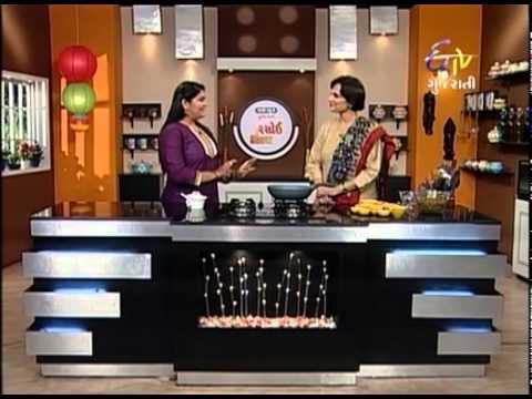 Rasoi Show - રસોઈ શો - કોકોનુત સુખડી, કશેવ માયો સંદ્વીચ & બ્રોવન ઓનીઓન પણ કાકે