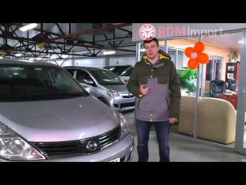 Где находится привод спидометра у Nissan Верса