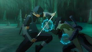getlinkyoutube.com-Naruto Ultimate Ninja Storm 3 Full Burst Anbu Itachi RTN Sasuke vs Sage Orochimaru Boss Battle