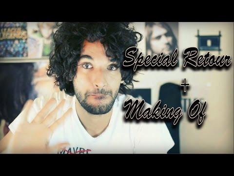 Hor Cujet : Special Retour + Making Of (Facebook)