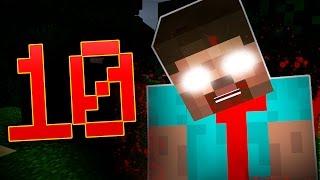 getlinkyoutube.com-10 Scariest Banners in Minecraft