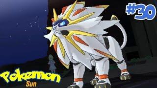 Pokémon Sun #30 จับ โซกาเลโอ โปเกม่อนในตำนาน ( Solgaleo )