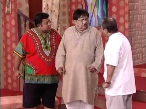 Kahu Chhu Sambhalo Chho - Part 7 Of 13 - Arvind Vekariya - Falguni Dave - Gujarati Natak