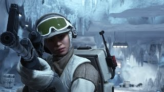 getlinkyoutube.com-✔ Star Wars Battlefront Survival Mode: Hoth Gameplay