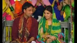 getlinkyoutube.com-Tere Pehlu Main Mehandi Song by Akram Gogi From Sheikhupura