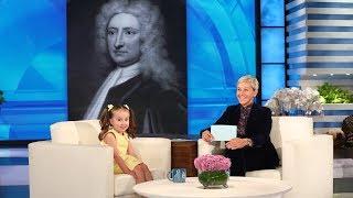 Kid Genius Brielle Shares Her Scientific Discoveries