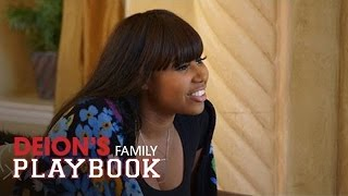 getlinkyoutube.com-Deion Gets Sports Advice From His Daughter | Deion's Family Playbook | Oprah Winfrey Network