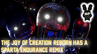 getlinkyoutube.com-The Joy of Creation: Reborn has a Sparta Endurance Remix! (FNaF Fan Game)